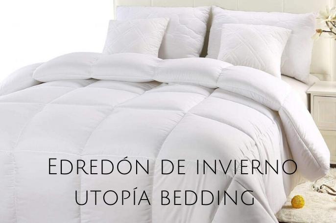 Edredón Utopia Bedding